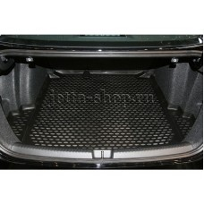 Коврик в багажник полимерный для VW Jetta Trendline, (полиуретан) Novline