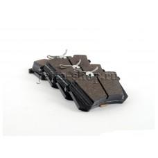 Колодки тормозные задние для VW Jetta CFNA, CLRA 1,6 (105 л.с.), VAG 5Q0698451E