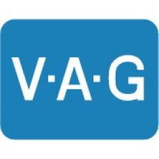 Ремень приводной для VW Jetta CAXA 1,4 ( 122 л.с), VAG 6Q0260849A