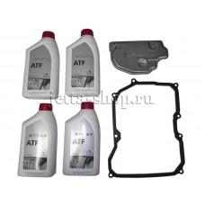 Комплект для частичной замены масла в 6-ступенчатой АКП, AQ250 09G300033D