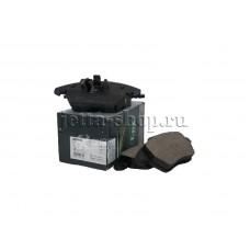 Колодки тормозные передние для VW Jetta, LPR/AP 05P866