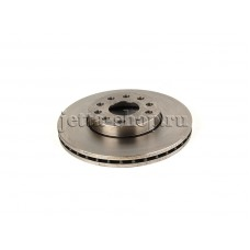 Диск тормозной передний для VW Jetta (1,4 CAXA, CTHA), VAG 5Q0615301H