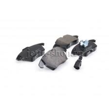 Колодки тормозные передние для VW Jetta, VAG 5K0698151