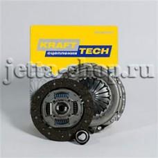 Комплект сцепления для VW Jetta, KraftTech W00220J