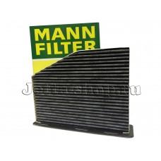 Фильтр салона угольный для VW Jetta, MANN CUK2939
