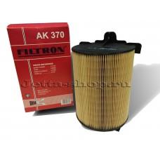 Фильтр воздушный для VW Jetta CAXA 1,4 (122 л.с.), Filtron AK370/4