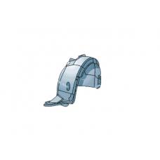 Локер (подкрылок) левый колесной арки для VW Jetta, VAG 5C6805911