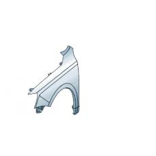 Крыло переднее правое для VW Jetta, VAG 5C6821106