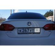 Лип спойлер для VW Jetta (с 2010 г.в. по н.в.)