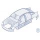 Кузов Volkswagen Jetta VI