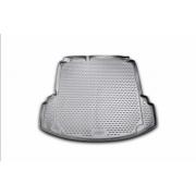 Коврик в багажник для VW Jetta  AILERON (полимерный)