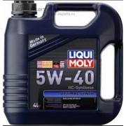 Масло моторное 5W40 (4L), Liqui Moly Optimal Synth 5W-40
