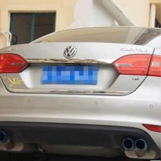 Комплект защитных накладок на крышку багажника VW Jetta 6 (2 шт)